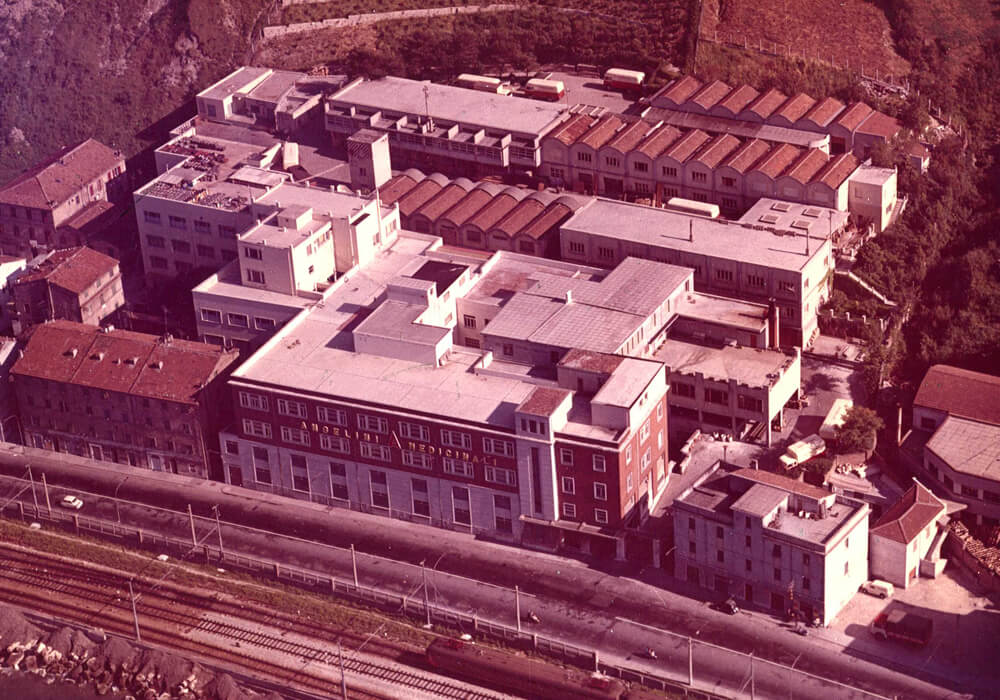 Завод в Анконе – Виа Фламина