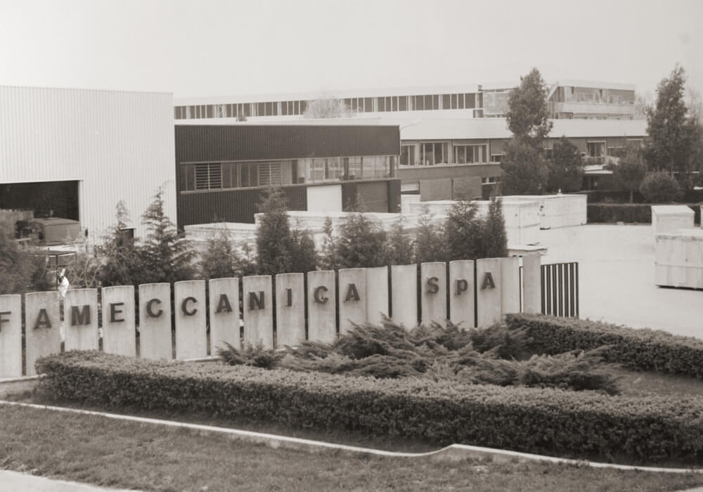 Представительство Fameccanica