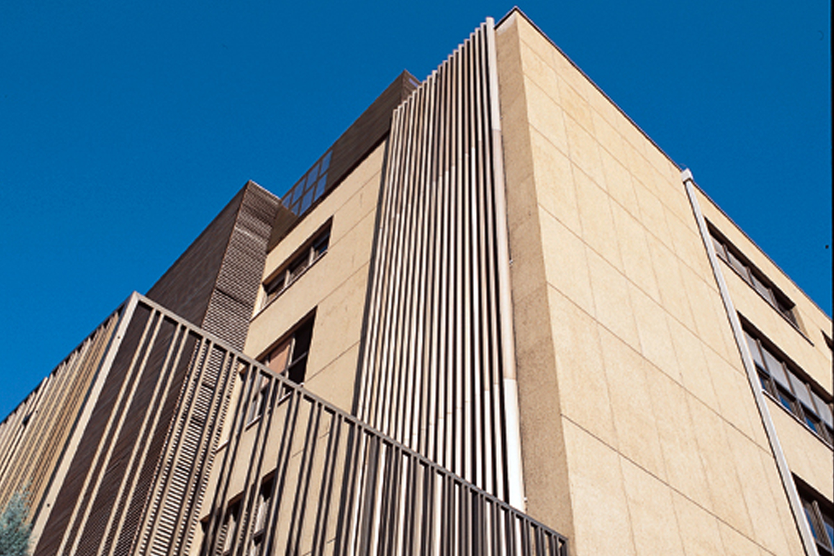 Gli uffici centrali - Roma