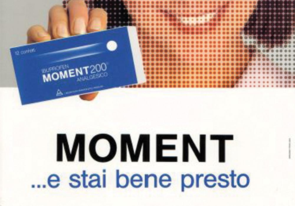 Marketing leku Moment®