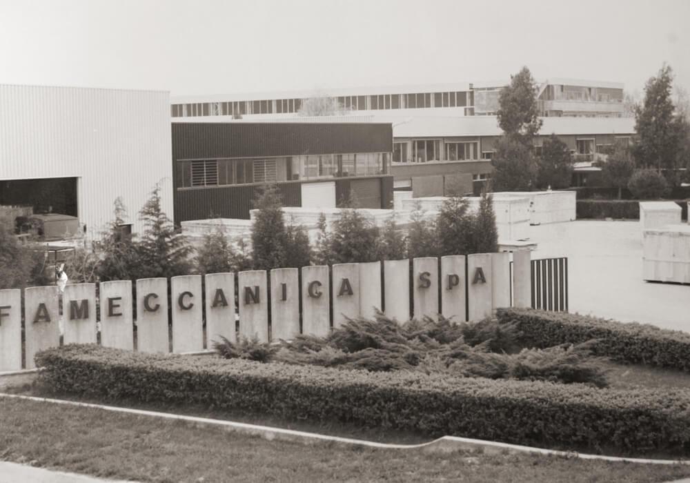 Siedziba fabryki Fameccanica